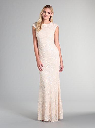 Langhem Women's Katia Sequin Gown