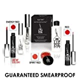 LIP INK Energy Red Allure Lip Stain Kit