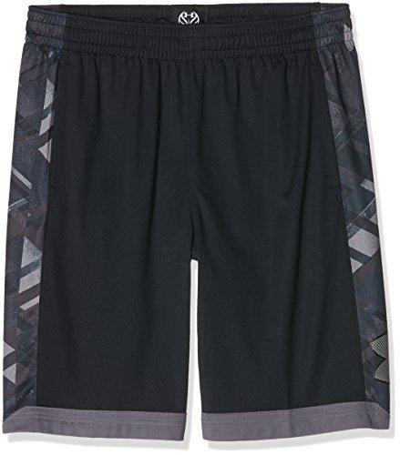 Sotto pantaloni di Pallacanestro degli uomini Armour e Shorts isolamento UA 27,94 cm, nero, L, 1281291-005
