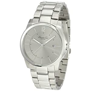 Kenneth Cole Gents Metal Watch - Ikc3915