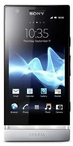 Sony Xperia P Sim Free Smartphone - Silver