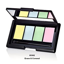 e.l.f. Corrective Concealer, Erase and Conceal, 0.19 Ounce