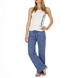 Burnout Pant Pajama Set