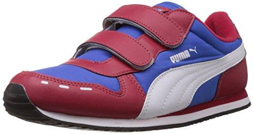 Puma-Unisex-Cabana-Velcro-Jr-Dp-Sneakers