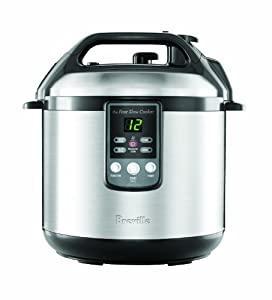 Breville BPR600XL Fast-Slow Cooker by Breville