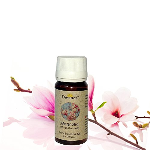 Devinez Magnolia Essential Oil For Electric Diffusers/ Tealight Diffusers/ Reed Diffusers, 60ml
