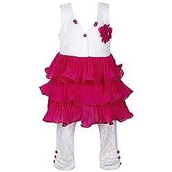 Wish KaroParty wear top and capri setCSL113
