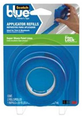3M 2093EL-RF Edge Lock Painter's Tape Applicator Refill, 1-In. x 30-Yd.