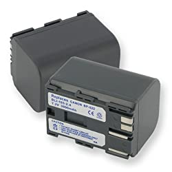 Canon POWERSHOT G1 Replacement Video Battery