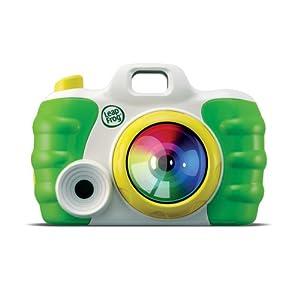 LeapFrog Creativity Camera App with Protective Case, Green