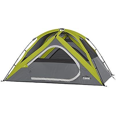 CORE 4 Person Instant Dome Tent - 9' x 7'