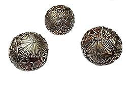 DLusso Designs Sofia Collection Three Piece Orbs Set