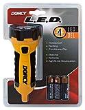 Dorcy International 41-2510 3 AA 4-LED Carabineer Flashlight