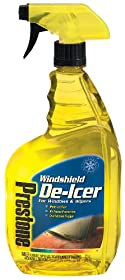 Prestone AS247 Windshield De-Icer Trigger Spray - 32 oz.