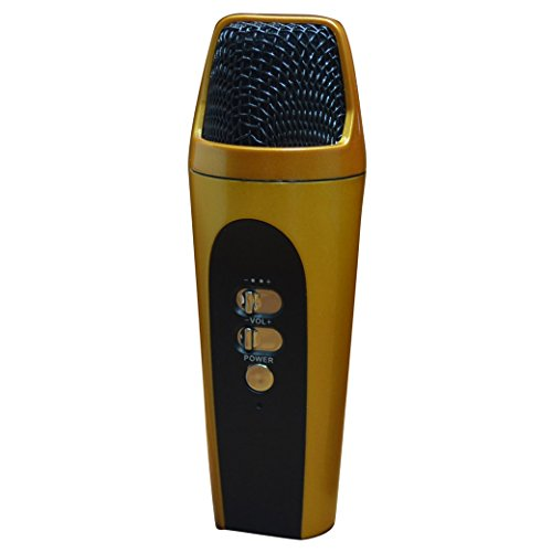 Newest Universal Handheld Cellphone Mic Microphone For Ios Devices Different Colors - Yellow