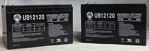 12 Volt 12ah Ebike Electric Scooter Battery E-Bike