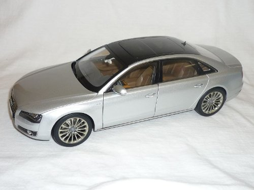 AUDI A8 A 8 D4 PHANTOM SILBER