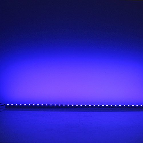 Lvjing® 5Pcs New Designed 7W Blue 5050 Smd 0.5M/Strip Led Plant Grow Light Strip For Greenhouse Flowering And Hydroponics Garden Plant (5Pcs)