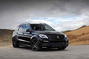 Amazon.com: Mercedes-Benz ML 63 AMG Inferno by TopCar (2013) Car Art