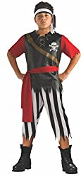Rubies Halloween Concepts Childrens Costumes Pirate King - Large
