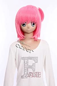 CosplayerWorld Shugo Chara Hinamori Amu Wig 40cm 16inch CosplayWig Manga Anime Wig Party Wigs GH331A