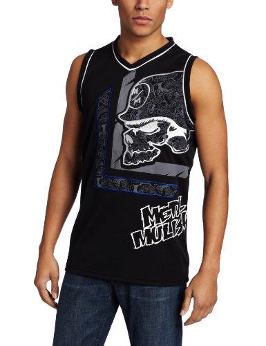 Metal Mulisha - Mens Graduated Tank Top, Size: X-Large, Color: Black