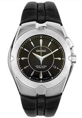 Seiko Men's SKA353 Arctura Kinetic Watch