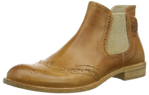 Momino Unisex - Child half-boots Boots Brown Braun (Lion) Size: 36