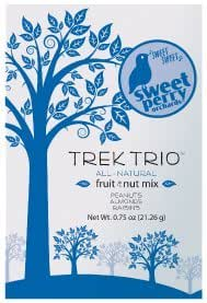 Sweet Perry Orchards Trek Trio Fruit & Nut Mix - 10 Pack