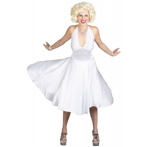 Screen Goddess Costume - Large - Dress Size 14-16