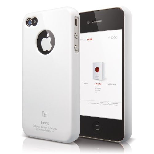 elago S4 Slim Fit Case for AT&T/Verizon iPhone