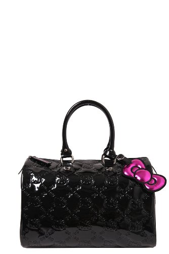 Loungefly – Hello Kitty Black Embossed Bag