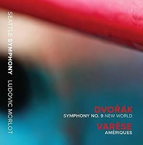 Dvorák & Varèse: Orchestral Works