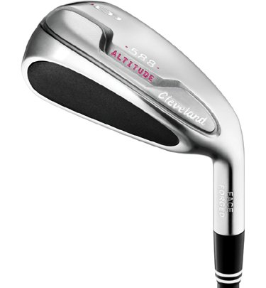 Cleveland Golf Women's Altitude Iron Set, Left Hand, Graphite, Ladies, 5-GW