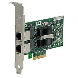 HP 412648-B21 NC360T PCI-Express DP GigaBit Adapter