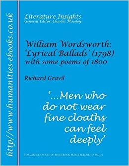 """the poem nutting by william wordsworth essay The two poems, which i am going to compare, are """"death of a naturalist"""" by heaney and """"nutting"""" by wordsworth firstly i am going to look t """"death of a naturalist"""" by heaney the title of this poem is the first thing to catch the reader's attention."""