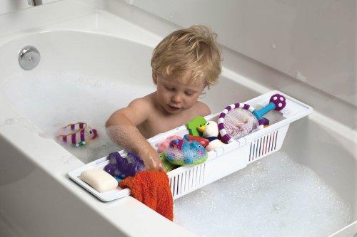 Baby Dan 4085-00-85 - Korb für Badewanne, weiß