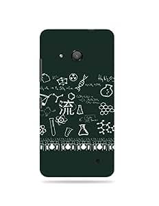 alDivo Premium Quality Printed Mobile Back Cover For Nokia Lumia 550 / Nokia Lumia 550 Printed Mobile Case / Back Cover (KT502)