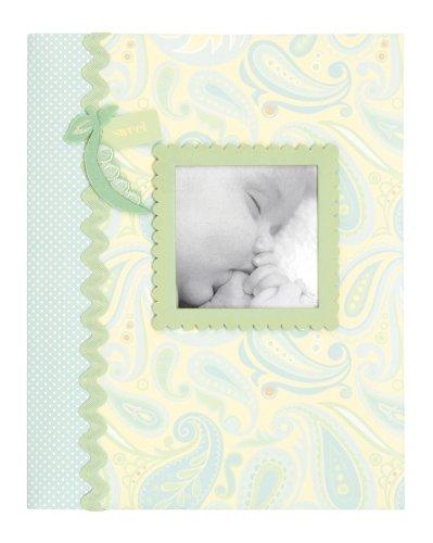 C.R. Gibson Bound Keepsake Memory Book Of Baby'S First 5 Years, Jack