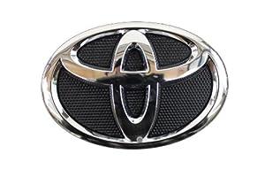 genuine toyota accessories 75311 06060 grille emblem automotive. Black Bedroom Furniture Sets. Home Design Ideas