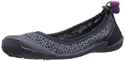 Cudas Women\'s Catalina Water Shoe,Black,7 M US