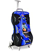 Fenza Racing Trolley - Childrens Carry-on Hand Luggage Racing Car Design