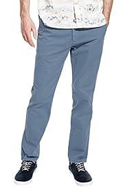 Slim Leg Pure Cotton Chinos [T17-1752N-S]
