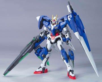Bandai 1/144 HG High Grade 00 Gundam Seven Sword/G Gundam Model Kit