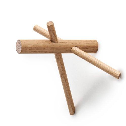 Sticks Hooks 2er Set, Wandhaken