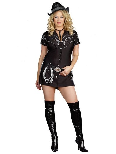 Rhinestone Cowgirl Dress
