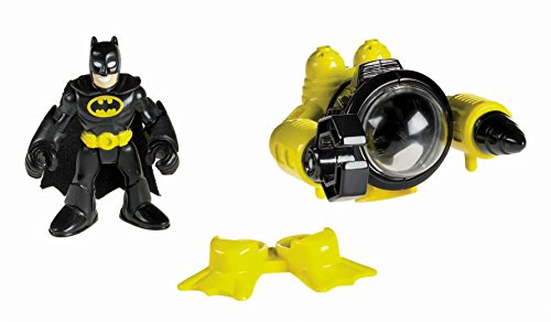 Fisher-Price Imaginext DC Super Friends Batman and Sub