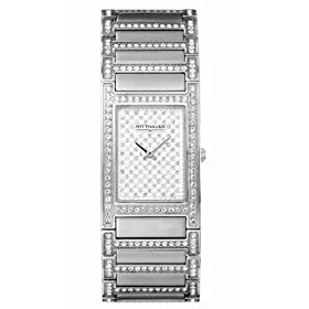 Wittnauer Krystal Steel Crystal Ladies Watch 10A08