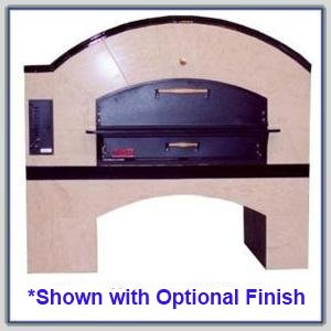 """Marsal Mb-866 Gas Pizza Oven (86"""" Wide) : Marsal Mb-866 - Ng -Dbl - Nofinish (+ $150 Export)"""