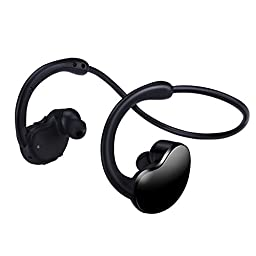 Wireless Bluetooth Stereo Sports Headset with Microphone by Proxelle